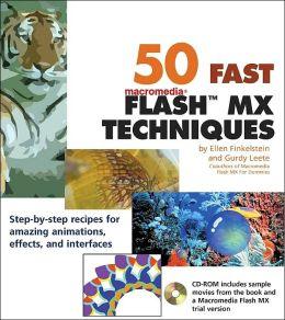 50 Fast Flash MX Techniques