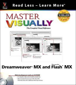 Master Visually Dreamweaver MX and Flash MX