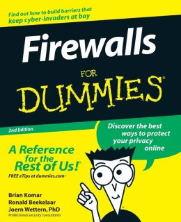 Firewalls For Dummies