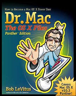 Dr. Mac: The OS X Files, Panther Edition