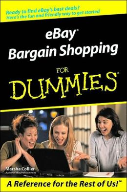 eBay Bargain Shopping for Dummies