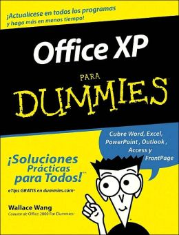 Office XP Para Dummies (Office XP for Dummies)