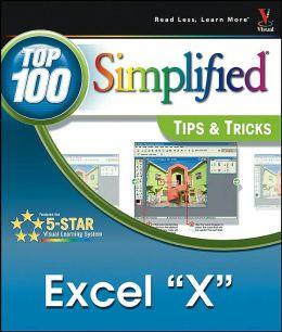 Excel 2003: Top 100 Simplified Tips & Tricks