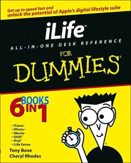 iLife All-in-One Desk Reference for Dummies