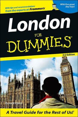 London For Dummies (For Dummies Series)