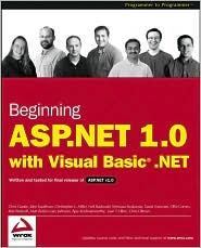 Beginning ASP.NET 1.0