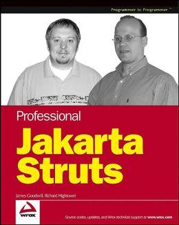 Professional Jakarta Struts