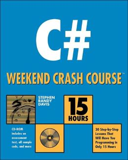 C# Weekend Crash Course