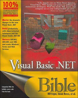 Visual Basic.Net (Bible Series)