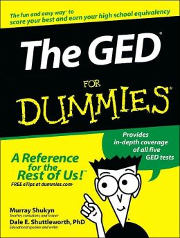 GED for Dummies