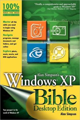 Alan Simpson's Windows XP Bible