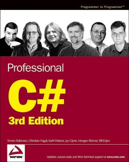 Professional C#, Third Edition