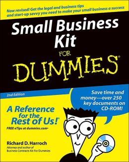 Small Business Kit for Dummies with CDROM