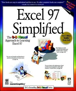 Microsoft Excel 97 Simplified