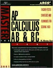 ARCO Master the AP Calculus AB and BC Test