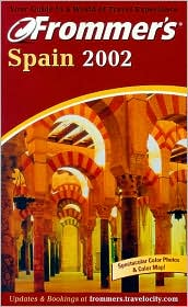 Frommer's Spain 2002