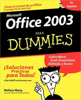Office 2003 Para Dummies