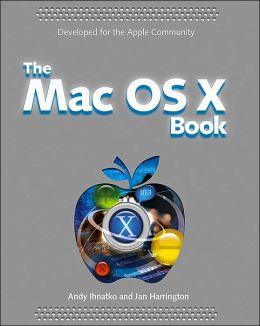 The Mac OS X Panther Book