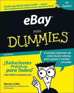 eBay Para Dummies