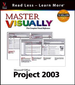 Master Visually Project 2003