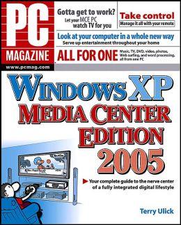 PC Magazine Guide Windows XP Media Center Edition