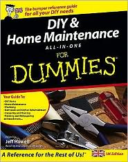DIY and Home Maintenance All-in-one For Dummies