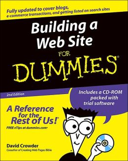 Building a Web Site for Dummies, Second Edition