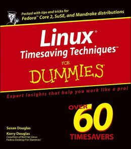 Linux Timesaving Techniques For Dummies