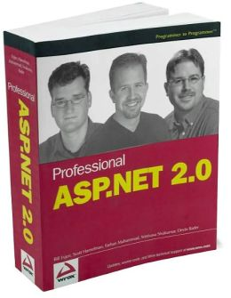 Professional ASP.NET 2.0