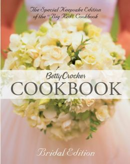 Betty Crocker Cookbook, Bridal Edition