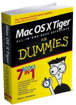 Mac OS X Tiger All-in-One Desk Reference For Dummies