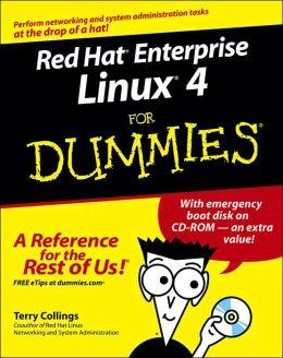 Red Hat Enterprise Linux for Dummies