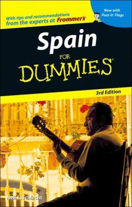 Spain (For Dummies Series)