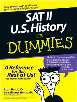 Sat II U. S. History for Dummies