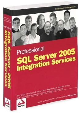 Professional SQL Server 2005 Integration Services