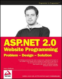 ASP.NET 2.0 Website Programming Problem - Design - Solution