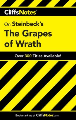 The Grapes of Wrath (Cliff Notes)