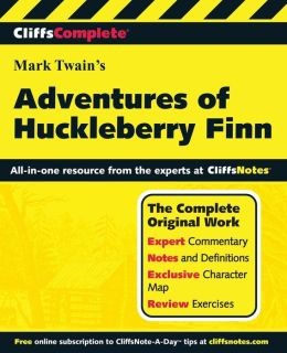 CliffsComplete The Adventures of Huckleberry Finn