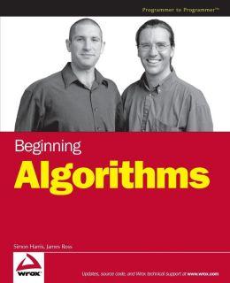 Beginning Algorithms