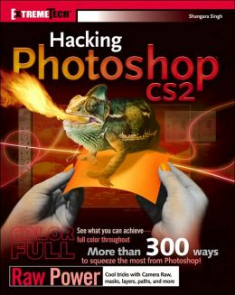 Hacking Photoshop CS2