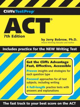 CliffsTestPrep ACT, 7th Edition