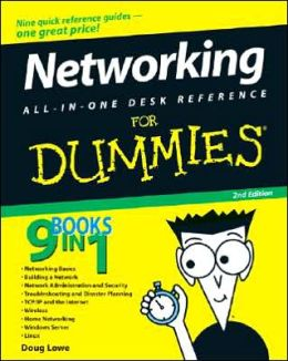 Networking All-in-One Desk Reference For Dummies (Second Edition)