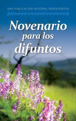 Novenario para Los Difuntos: Misioneros Redentoristas