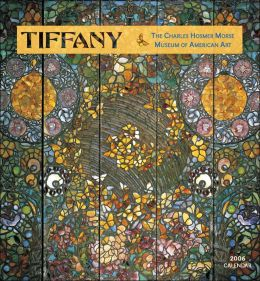 2006 Tiffany Wall Calendar