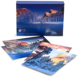 Yosemite Assorted Christmas Boxed Card