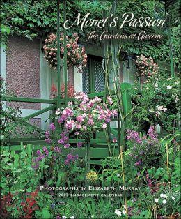 2007 Monet's Passion Engagement Calendar