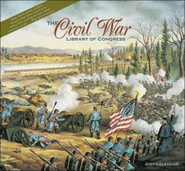 2007 Civil War Wall Calendar