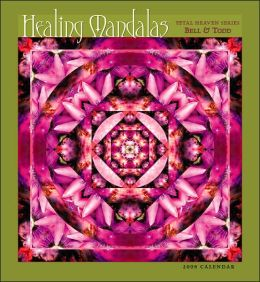 2008 Healing Mandalas Wall Calendar