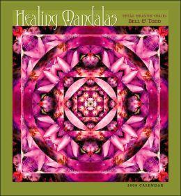 2008 Healing Mandalas Wall Calendar