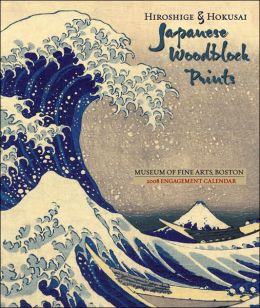 2008 Hiroshige and Hokusai Engagement Calendar